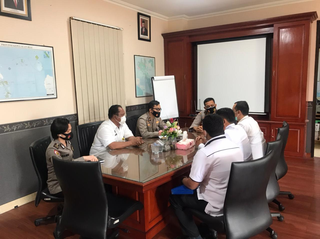 Rapat kordinasi Pembangunan Zona Integritas