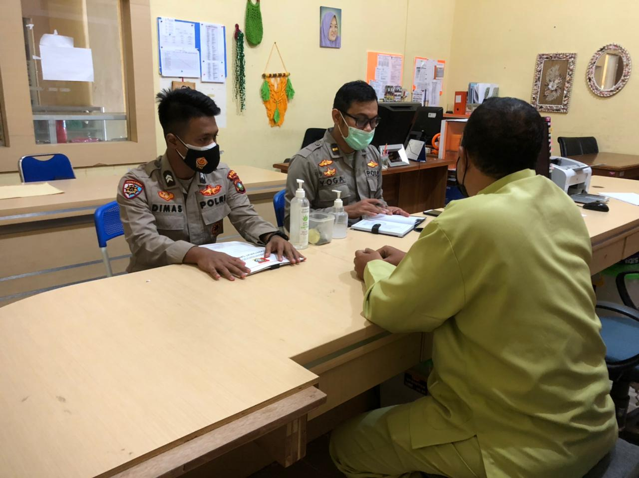 Koordinasi dengan Dinas Koperasi dan Usaha Mikro Kota Batam